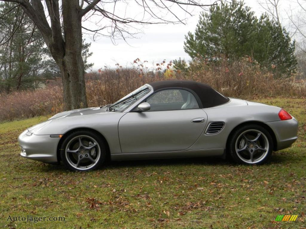 2004 porsche boxster s 550 spyder in gt silver metallic. Black Bedroom Furniture Sets. Home Design Ideas