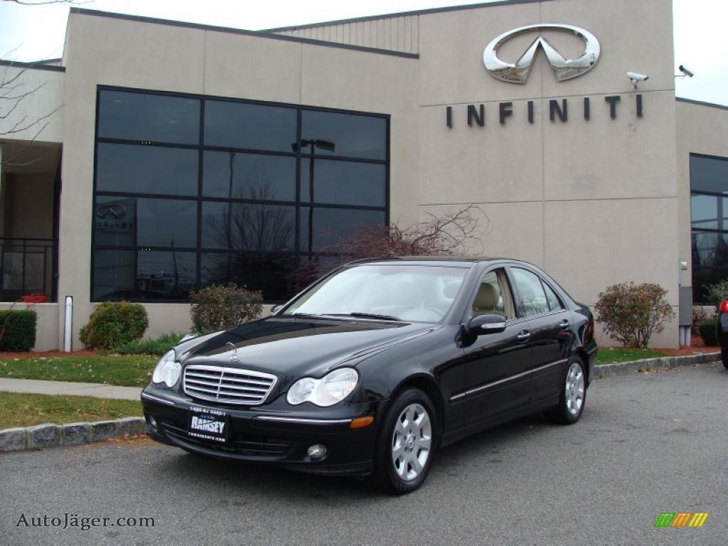 2005 mercedes benz c 240 4matic sedan in black 636951 for Mercedes benz c 240