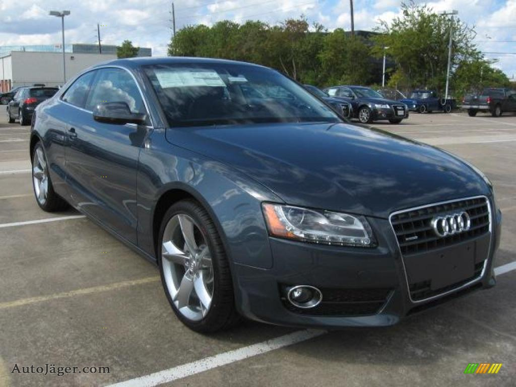 2011 audi a5 2 0t quattro coupe in meteor grey pearl effect 025086 auto j ger german cars