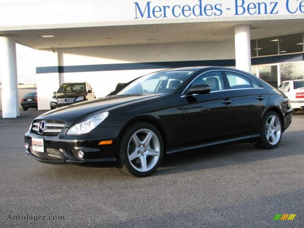 2011 mercedes benz cls 550 in black 171713 auto j ger. Black Bedroom Furniture Sets. Home Design Ideas