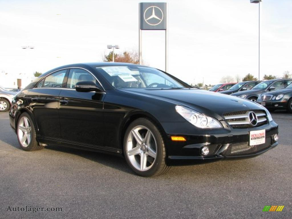 2011 mercedes benz cls 550 in black photo 3 171713. Black Bedroom Furniture Sets. Home Design Ideas