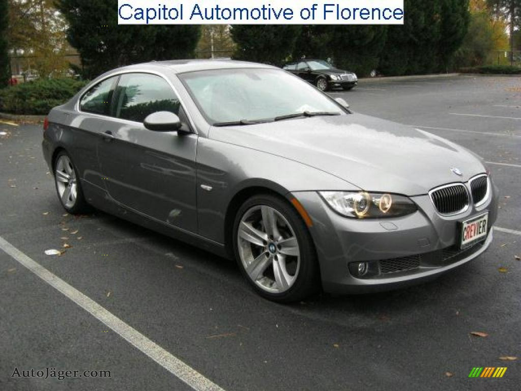 2008 bmw 3 series 335i coupe in space grey metallic 039772 auto j ger german cars for sale. Black Bedroom Furniture Sets. Home Design Ideas