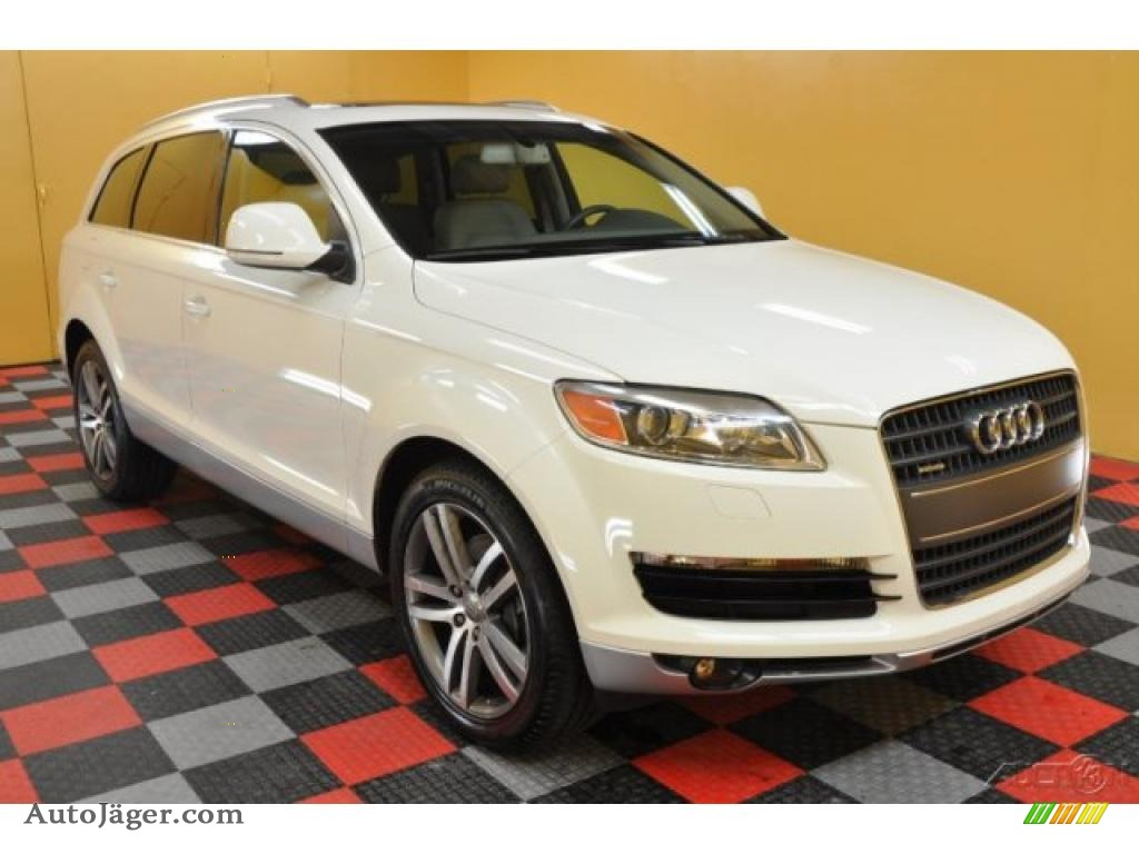 2007 audi q7 4 2 premium quattro in calla white 062669 auto j ger german cars for sale in. Black Bedroom Furniture Sets. Home Design Ideas