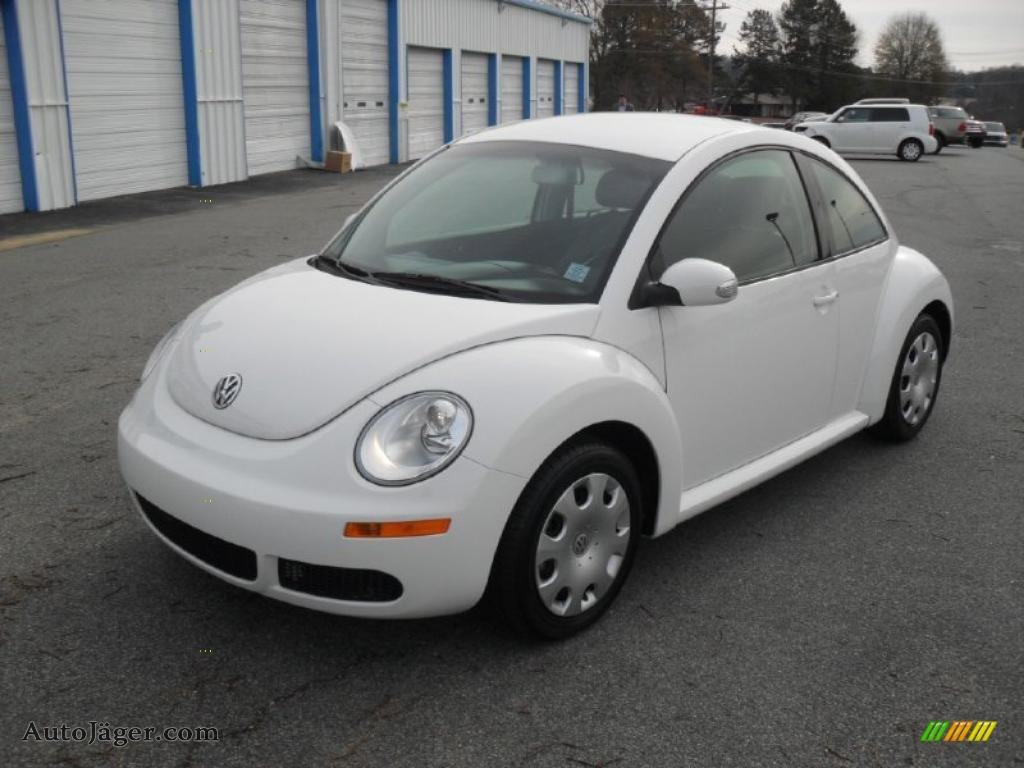 2010 volkswagen new beetle 2 5 coupe in candy white 005416 auto j ger german cars for sale. Black Bedroom Furniture Sets. Home Design Ideas
