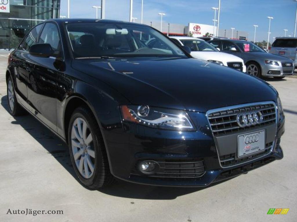 2011 Audi A4 2 0t Sedan In Deep Sea Blue Pearl 027446