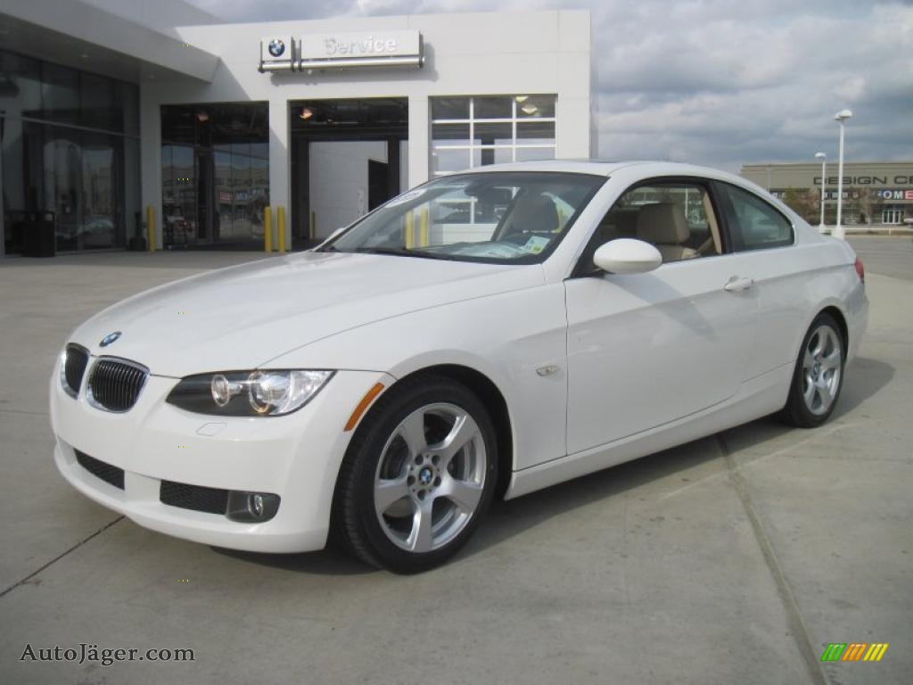 2008 bmw 3 series 328i coupe in alpine white 132623 auto j ger german cars for sale in the us. Black Bedroom Furniture Sets. Home Design Ideas