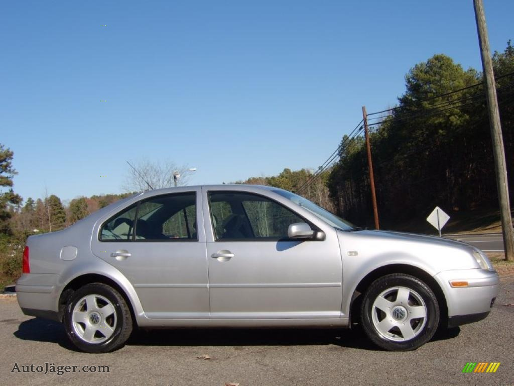 2000 Volkswagen Jetta GLS Sedan in Silver Arrow Metallic ...