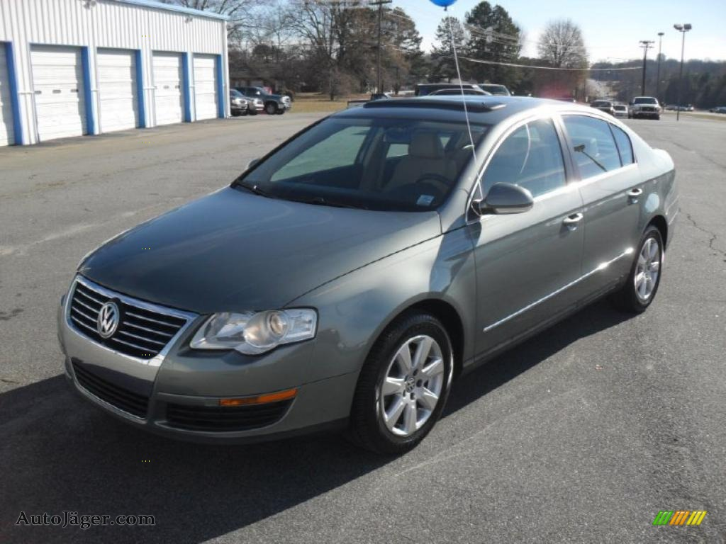 2007 volkswagen passat 2 0t sedan in united grey metallic 016940 auto j ger german cars. Black Bedroom Furniture Sets. Home Design Ideas