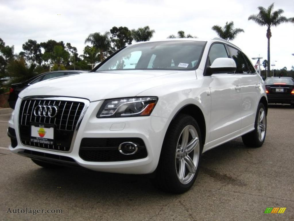 2011 audi q5 3 2 quattro in ibis white 038832 auto j ger german cars for sale in the us. Black Bedroom Furniture Sets. Home Design Ideas