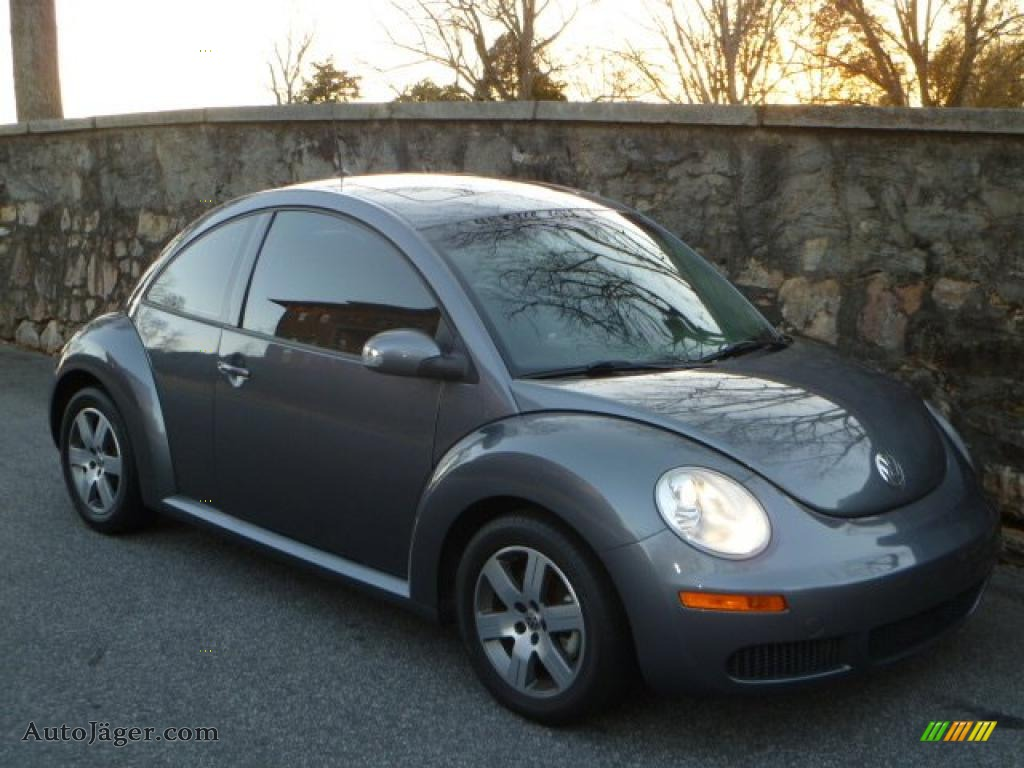 2006 volkswagen new beetle 2 5 coupe in platinum grey 414480 auto j ger german cars for. Black Bedroom Furniture Sets. Home Design Ideas