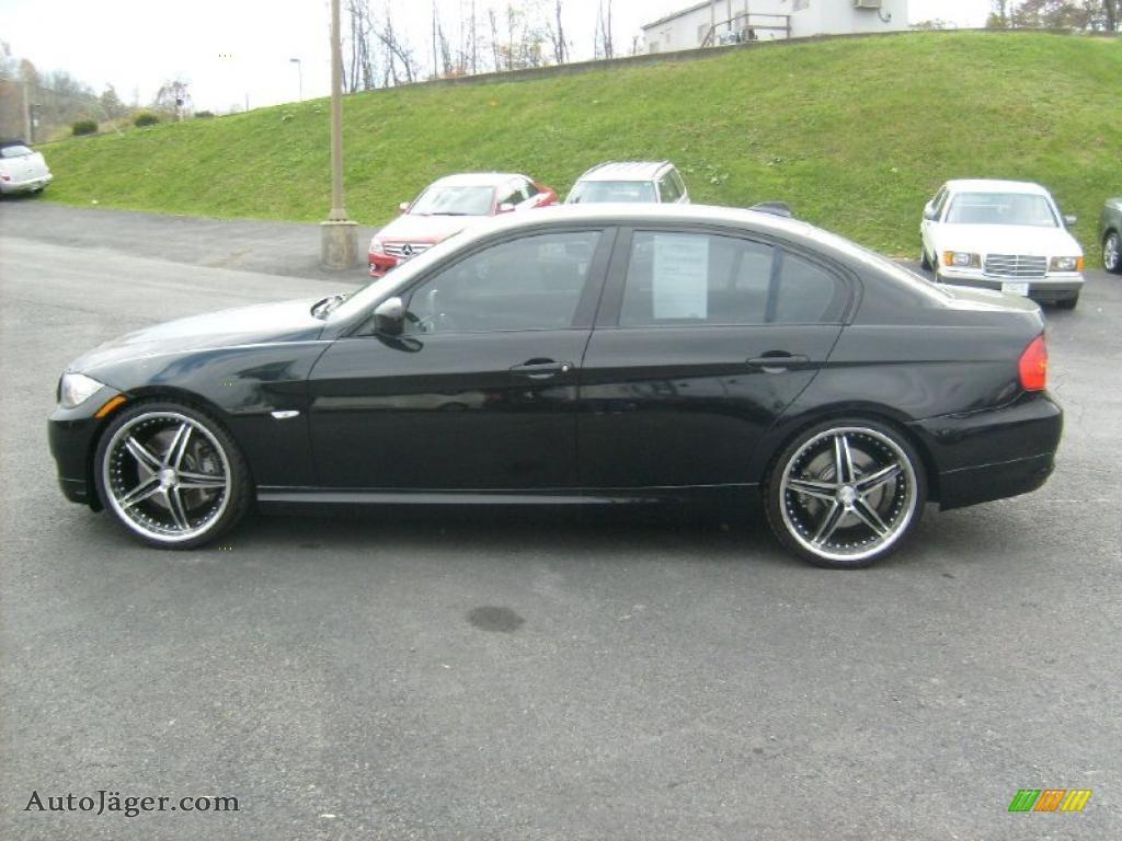 2009 bmw 3 series 335i sedan in black sapphire metallic photo 4 l86636 auto j ger german. Black Bedroom Furniture Sets. Home Design Ideas