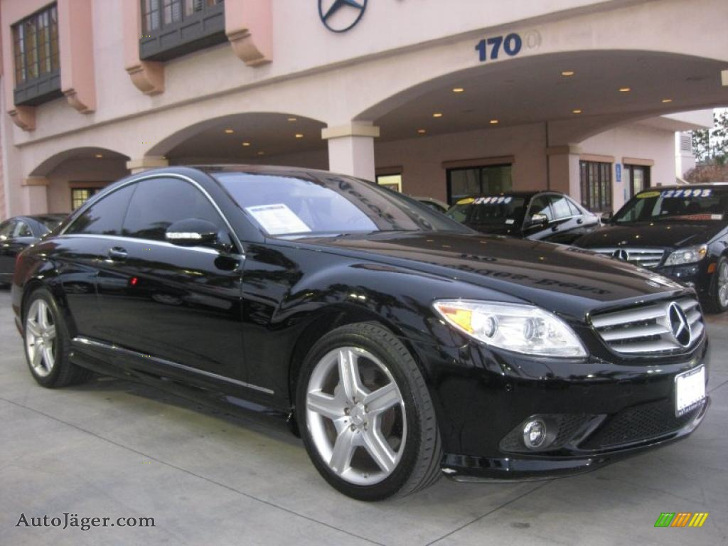 2008 mercedes benz cl 550 in black photo 20 015900 for Mercedes benz cl 300 for sale