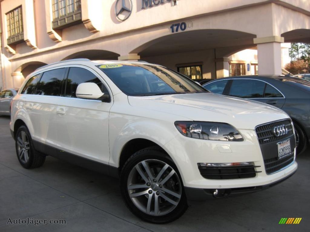 2009 audi q7 3 6 premium quattro in calla white 008177 auto j ger german cars for sale in. Black Bedroom Furniture Sets. Home Design Ideas