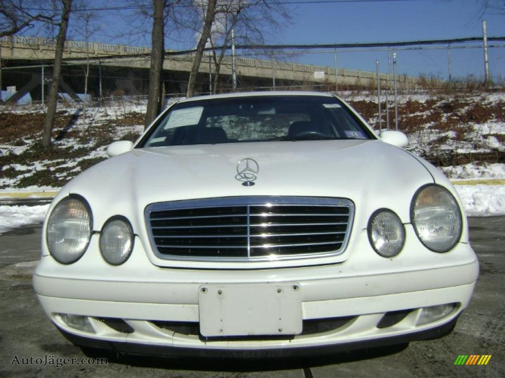 1999 mercedes benz clk 320 coupe in glacier white photo 3 for 1999 mercedes benz clk320 for sale