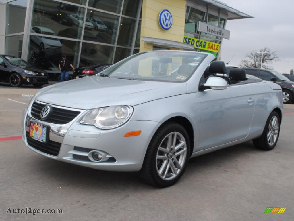 Lewis Auto Sales >> 2008 Volkswagen Eos Lux in Silver Essence Metallic - 012857 | Auto Jäger - German Cars for sale ...