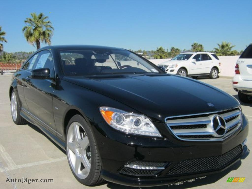 2011 mercedes benz cl 550 4matic in black 027169 auto. Black Bedroom Furniture Sets. Home Design Ideas