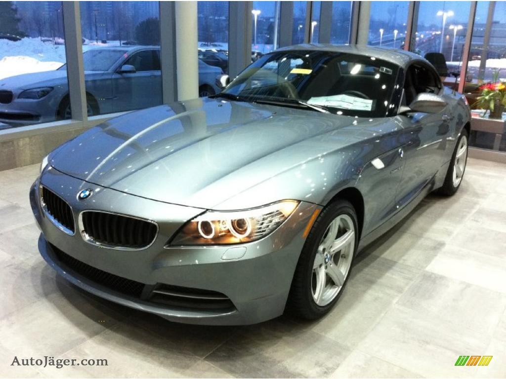 2009 Bmw Z4 Sdrive30i Roadster In Space Gray Metallic