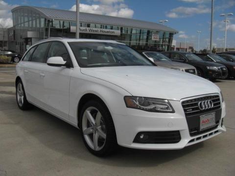 Audi A4 2011 White. Ibis White 2011 Audi A4 2.0T