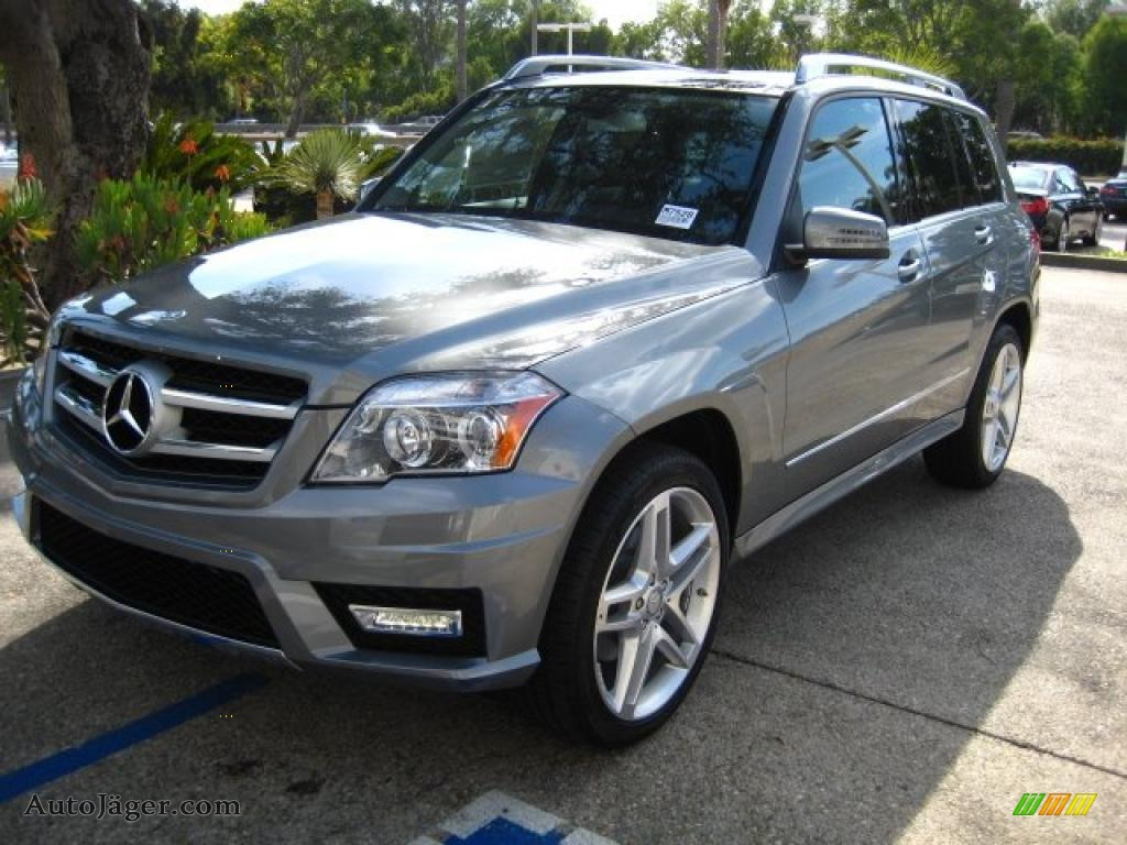 2011 mercedes benz glk 350 in palladium silver metallic for Mercedes benz glk350 2011