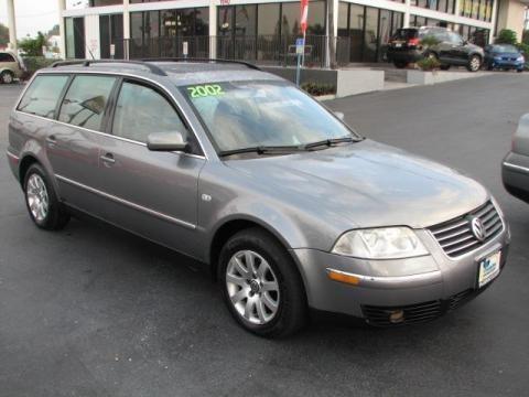 Volkswagen Passat Wagon 2003. 2003 Volkswagen Passat GLS