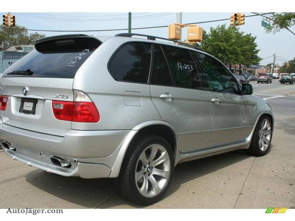 2004 bmw x5 in titanium silver metallic photo 3. Black Bedroom Furniture Sets. Home Design Ideas