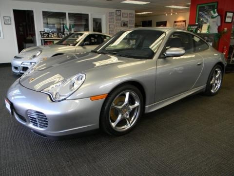 2004 Porsche 911 Turbo Coupe. 2004 Porsche 911 Carrera 40th