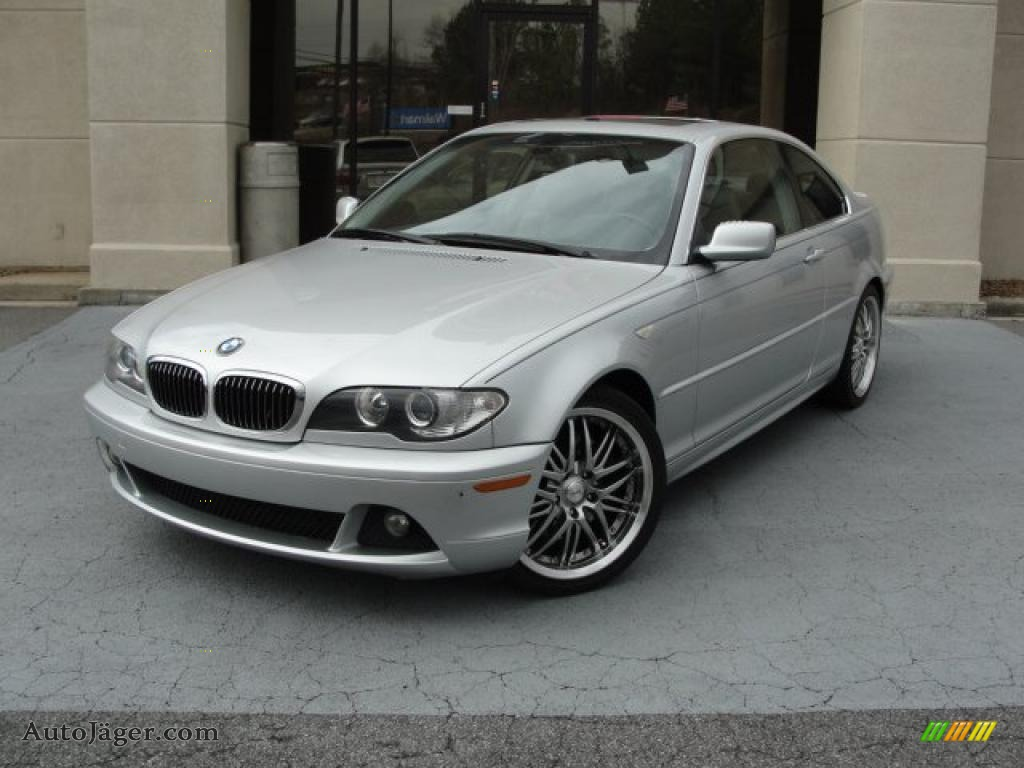 2004 bmw 3 series 330i coupe in titanium silver metallic l13049 auto j ger german cars for. Black Bedroom Furniture Sets. Home Design Ideas