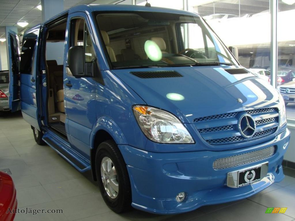2011 mercedes benz sprinter 2500 passenger conversion in for Mercedes benz conversion van