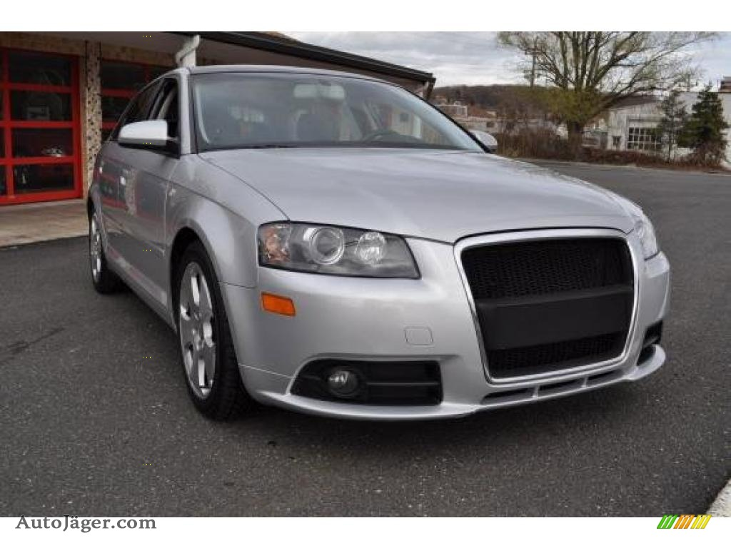 2006 audi a3 3 2 s line quattro in light silver metallic 083087 auto j ger german cars for. Black Bedroom Furniture Sets. Home Design Ideas