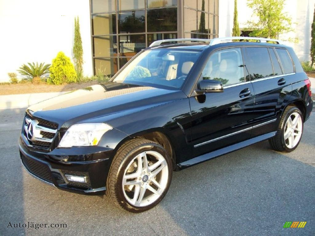 2010 Mercedes Benz Glk 350 In Black 466645 Auto J 228 Ger