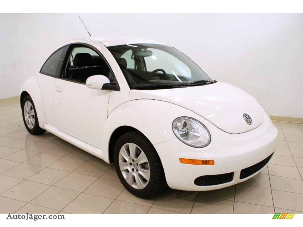 2009 Volkswagen New Beetle 2.5 Coupe in Candy White ...
