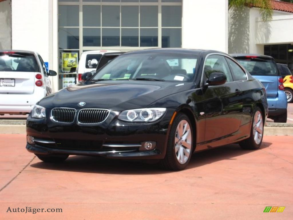 BMW Series I Coupe In Jet Black Auto Jäger - Bmw 328i coupe 2011