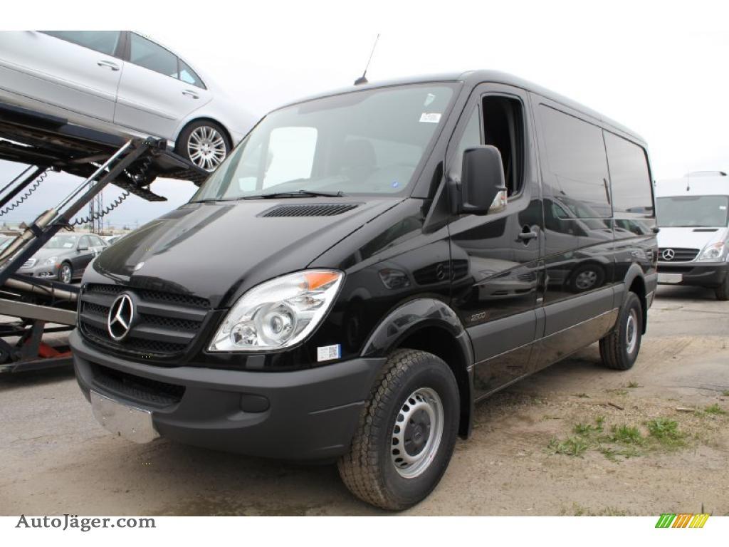 2011 mercedes benz sprinter 2500 cargo van in carbon black for 2011 mercedes benz sprinter 2500 for sale