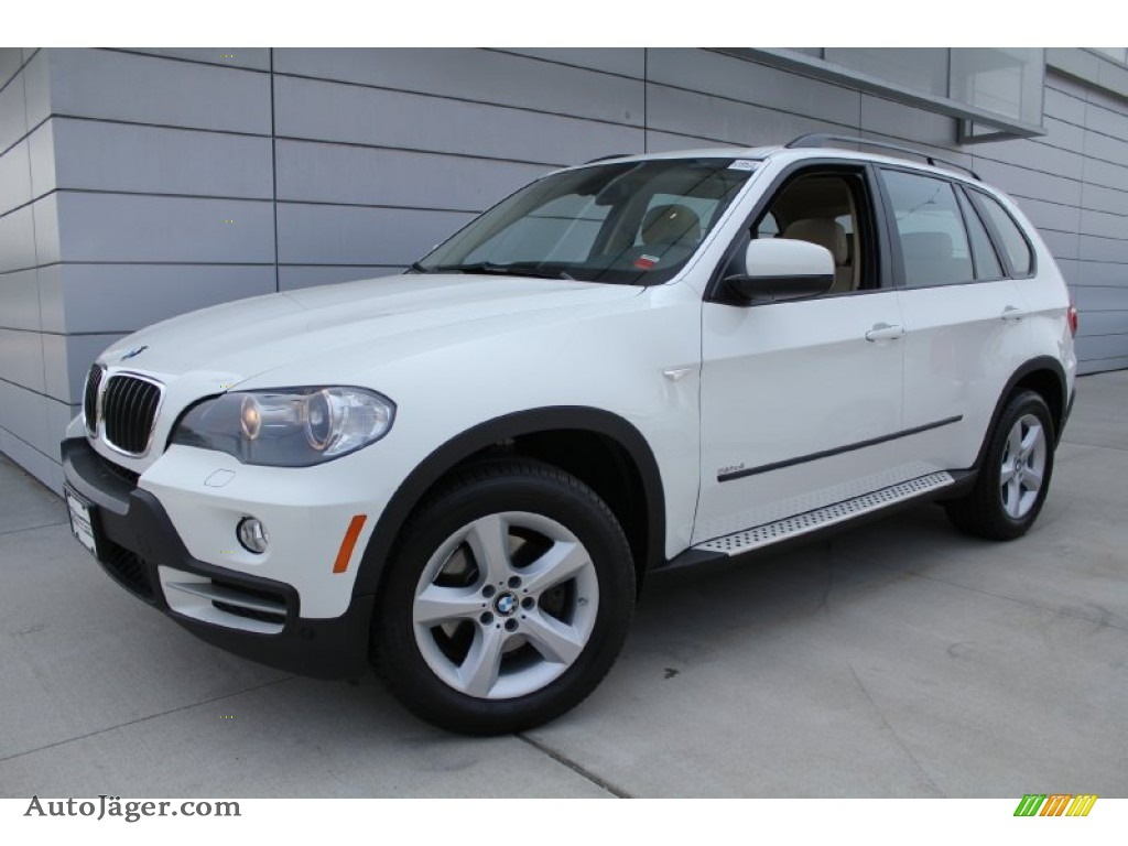 2008 bmw x5 in alpine white 024930 auto j ger german cars for sale in the us. Black Bedroom Furniture Sets. Home Design Ideas