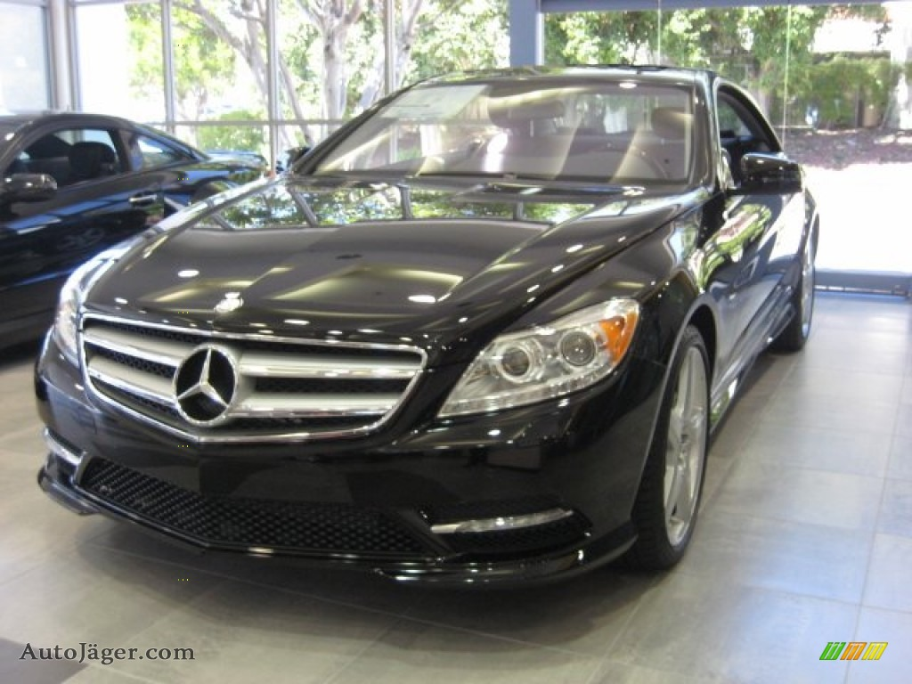 2011 mercedes benz cl 550 4matic in black 026900 auto. Black Bedroom Furniture Sets. Home Design Ideas
