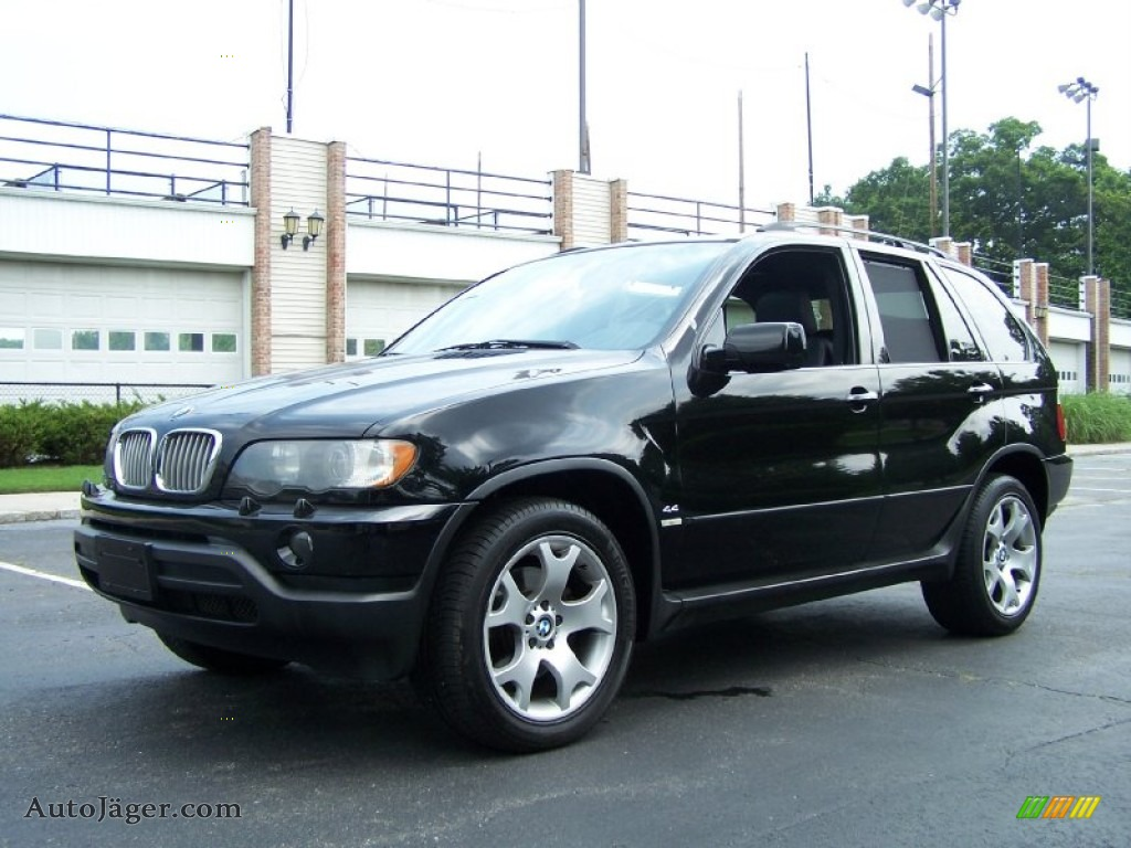 2003 bmw x5 in black sapphire metallic h45513 auto j ger german cars for sale in the us. Black Bedroom Furniture Sets. Home Design Ideas