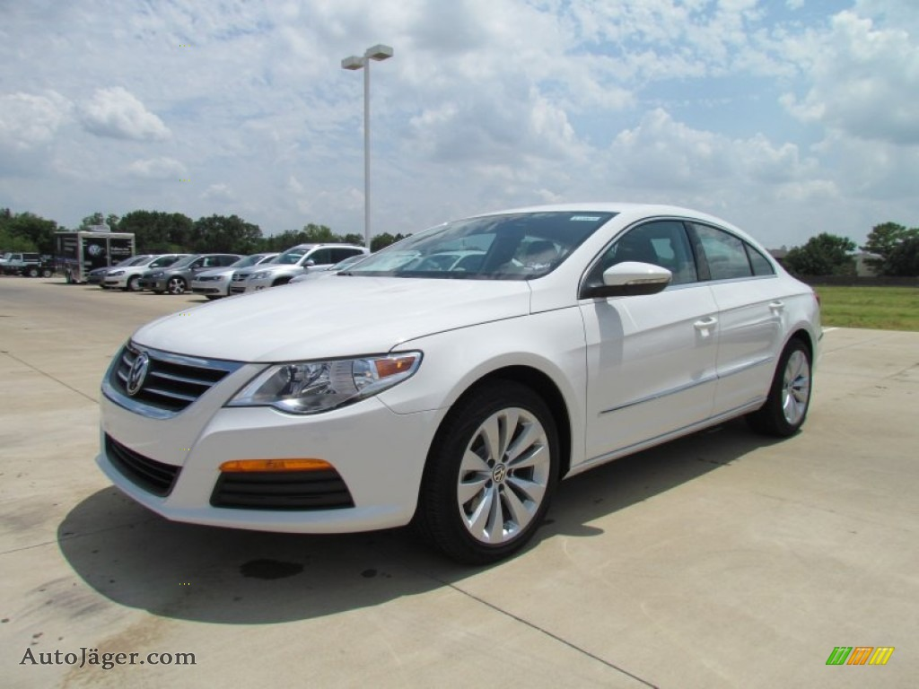 2012 volkswagen cc sport in candy white 515589 auto j ger german cars for sale in the us. Black Bedroom Furniture Sets. Home Design Ideas