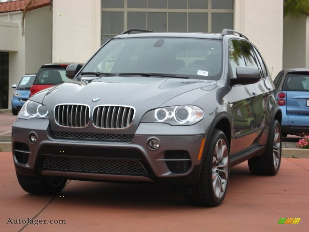 2012 bmw x5 xdrive50i in space gray metallic 423279 auto j ger german cars for sale in the us. Black Bedroom Furniture Sets. Home Design Ideas