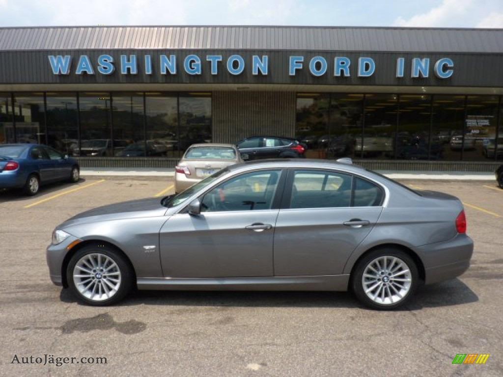 BMW Series I XDrive Sedan In Space Gray Metallic - 2011 bmw 335i xdrive sedan