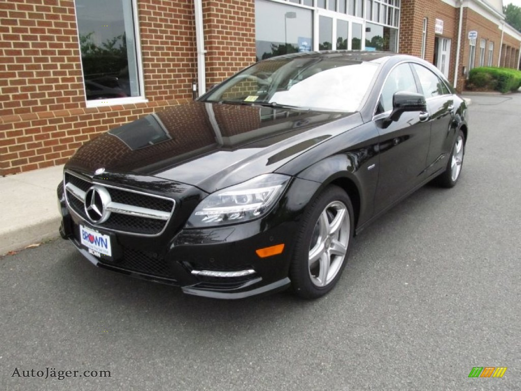 2012 mercedes benz cls 550 coupe in black 007505 auto for 2012 mercedes benz cls 550