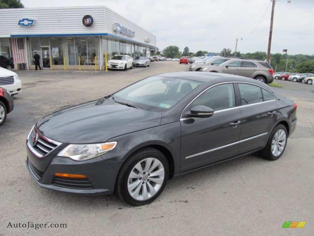 2012 volkswagen cc sport in urano gray metallic 505553 auto j ger german cars for sale in. Black Bedroom Furniture Sets. Home Design Ideas