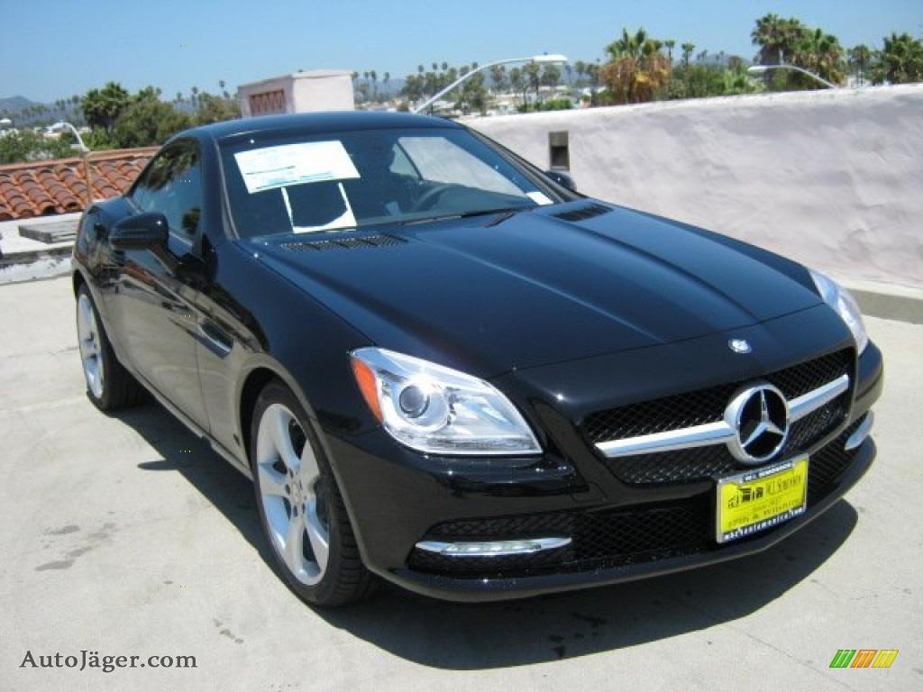 2012 mercedes benz slk 350 roadster in black 009780 for Mercedes benz slk roadster for sale