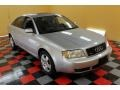Audi A6 3.0 quattro Sedan Light Silver Metallic photo #1