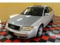 Audi A6 3.0 quattro Sedan Light Silver Metallic photo #2