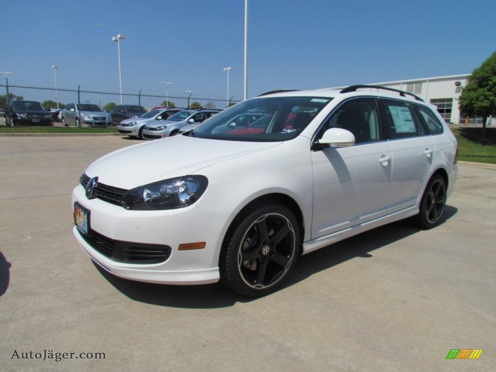 2011 volkswagen jetta tdi sportwagen in candy white 722074 auto j ger german cars for sale. Black Bedroom Furniture Sets. Home Design Ideas