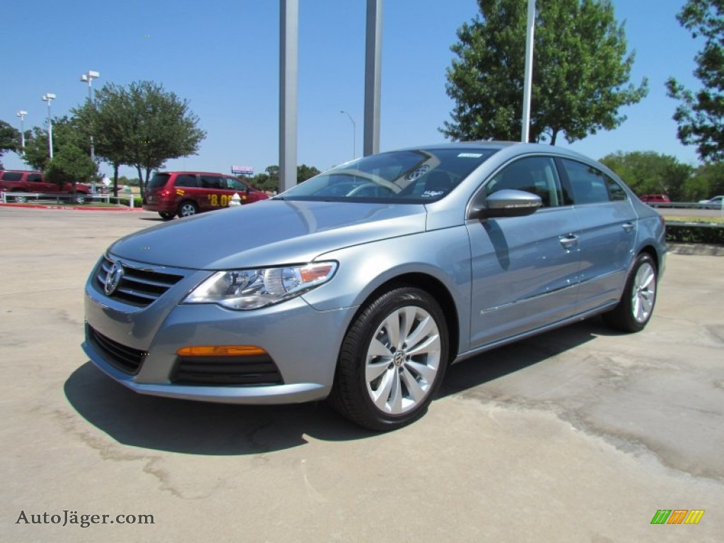 2012 volkswagen cc sport in iron gray metallic 519696 auto j ger german cars for sale in. Black Bedroom Furniture Sets. Home Design Ideas