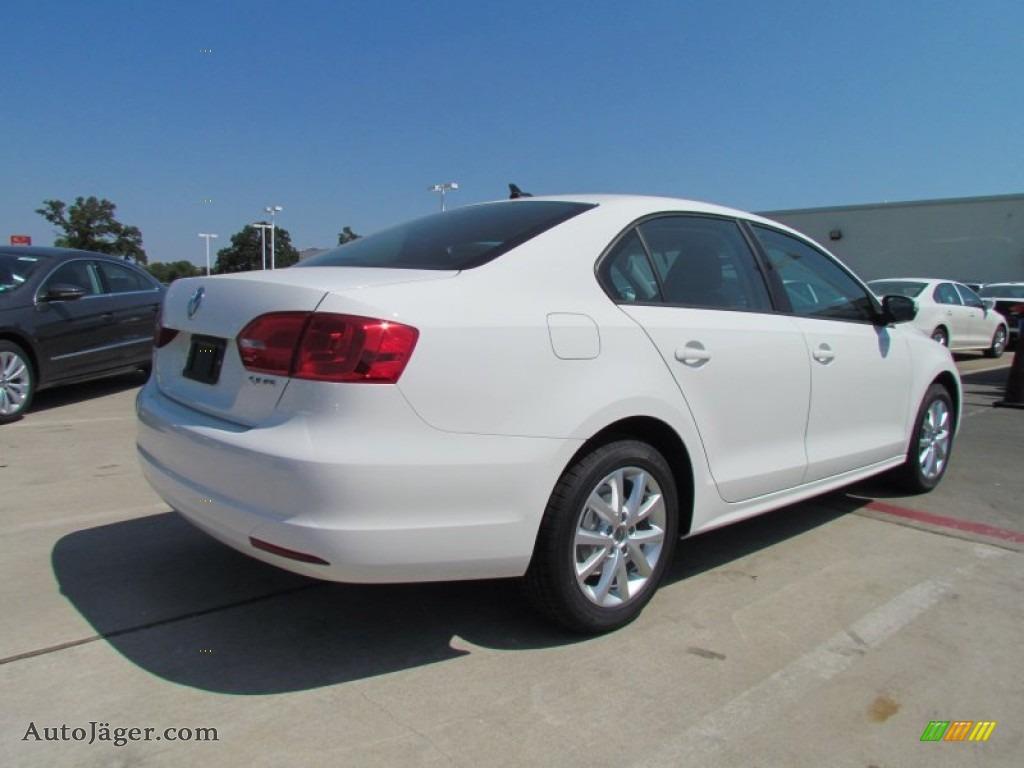 2012 Volkswagen Jetta SE Sedan in Candy White photo #2 ...