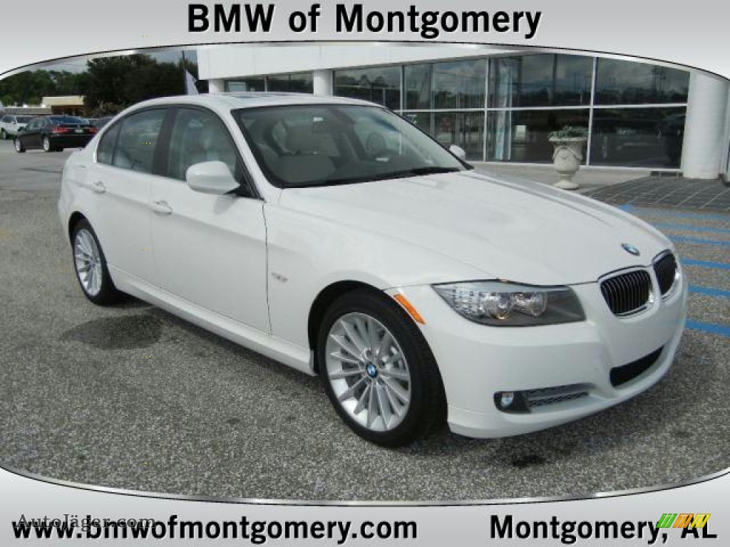 2011 bmw 3 series 335d sedan in alpine white 950629 auto j ger german cars for sale in the us. Black Bedroom Furniture Sets. Home Design Ideas