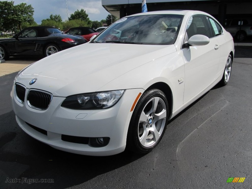 BMW Series Xi Coupe In Alpine White U Auto - 2009 bmw 335i price