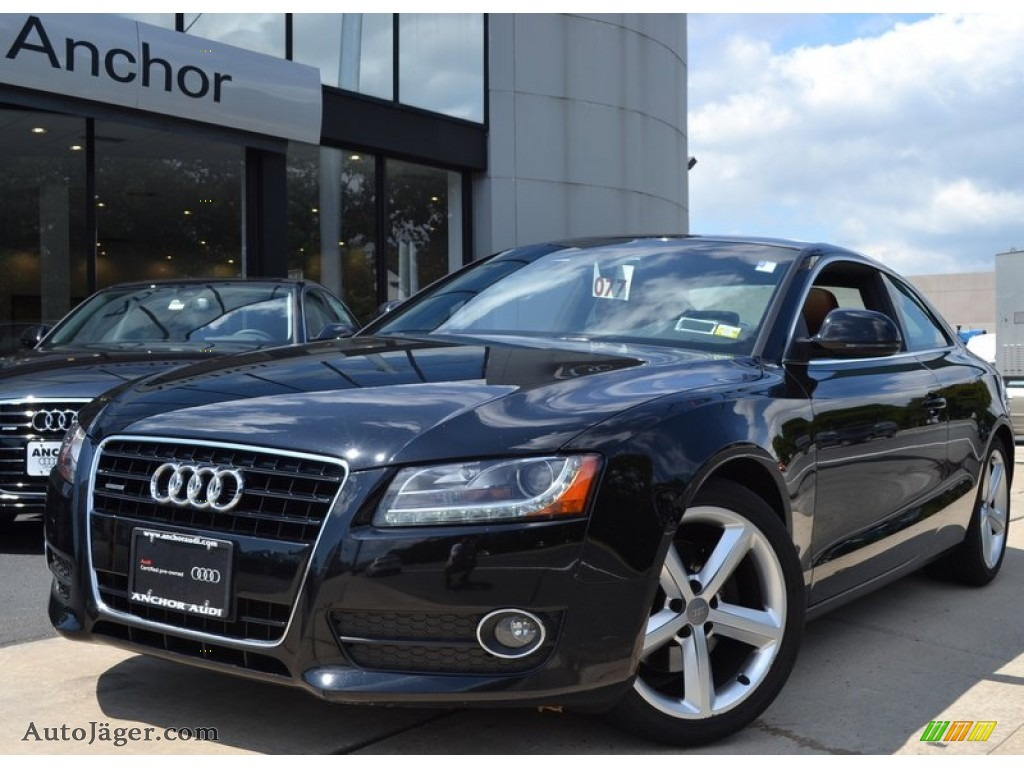 2009 Audi A5 3 2 Quattro Coupe In Brilliant Black 004390